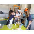 After school cookery club