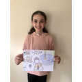 Darcey - Noak Bridge Parish Competition Winner