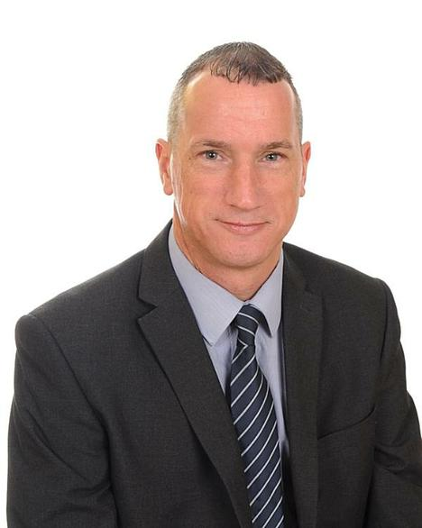 Mr D Brookes - Business Manager