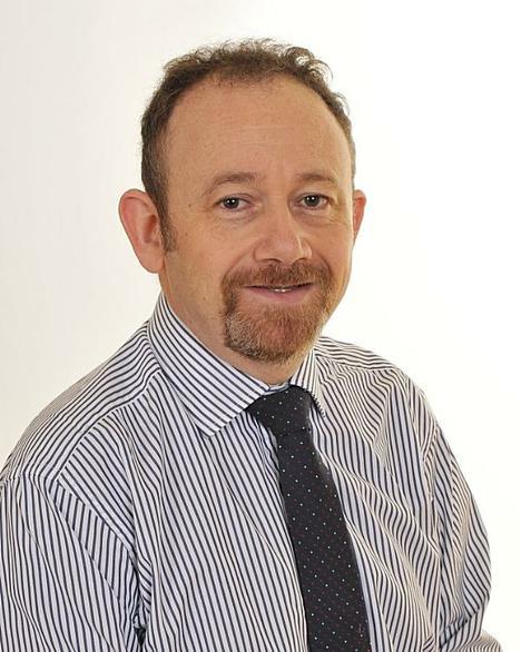 Mr A Conway Reception Teacher