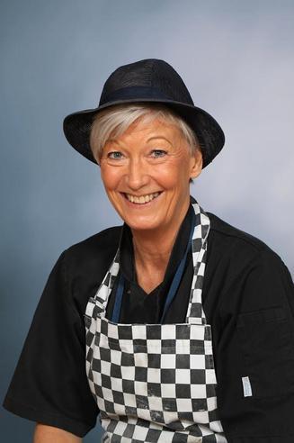 Mrs Rice - Head Cook