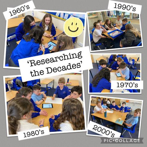 Researching the Decades