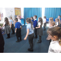 Today we took part in a whole school music day.