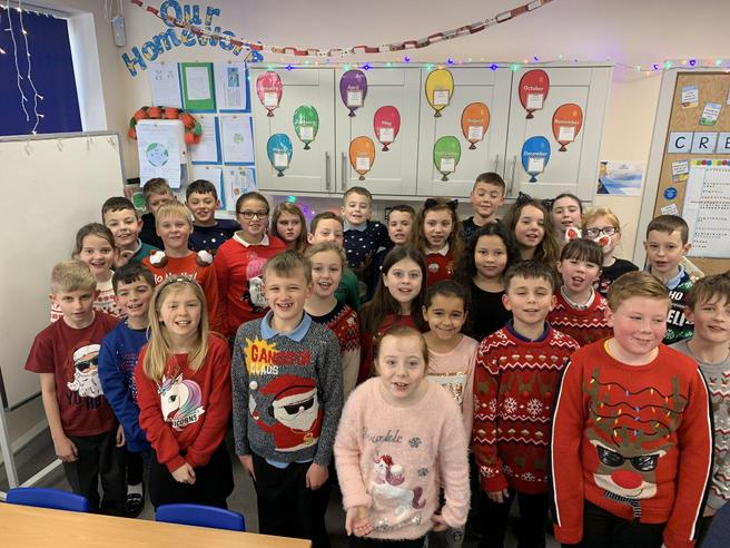 Our Christmas Jumpers