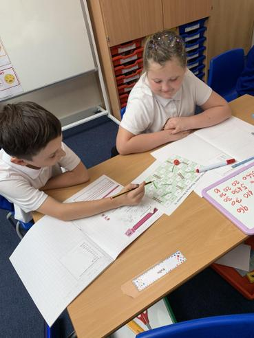 Snakes and Ladders Place Value Game