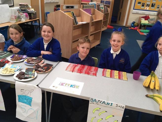 Promoting Fairtrade