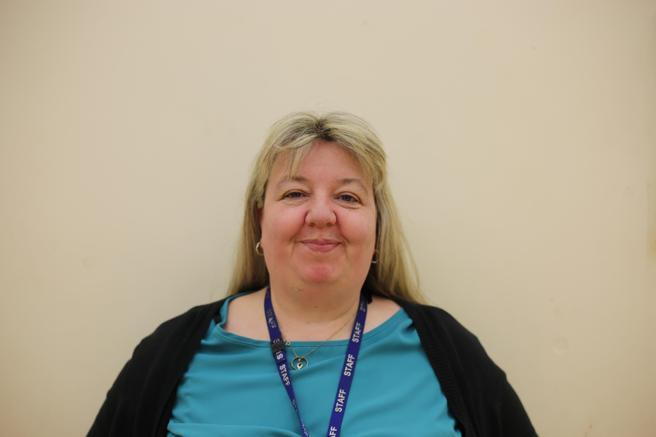 Mrs J Franklin - Midday Supervisor