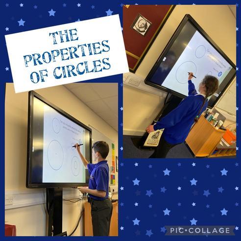 Identifying Properties of Circles