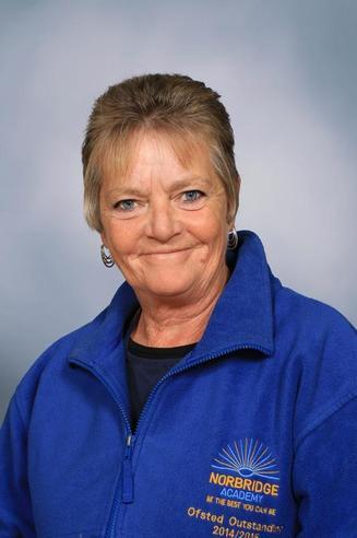 Mrs Clarke - Midday Supervisor