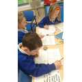 We planned our work before create our own comic