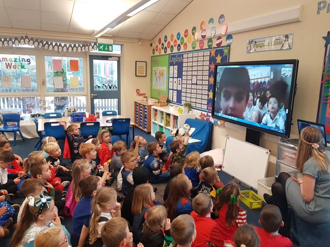 Communicating with Belgrano Day School
