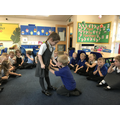 RE & PSHE - Caring for others