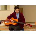 Y5 weekly guitar lessons