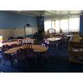 New Y1 classroom