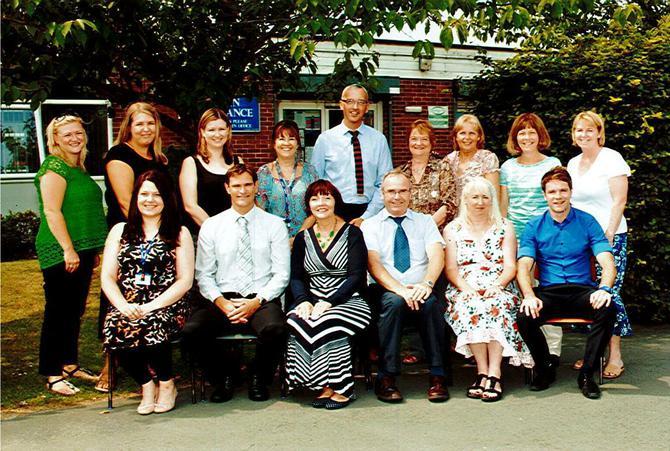 Staff Photo - July 2013