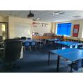 New Y4 classroom