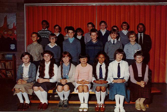 NP '4th Year Juniors' ~1979/80