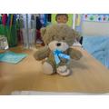 'Softy' our Everywhere Bear!