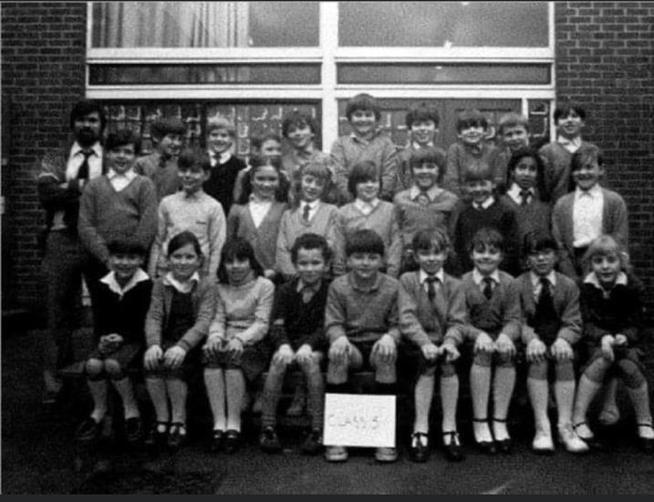 Class 5 approximately 1980