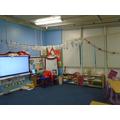 Tuesday 11th- he redecorated for us
