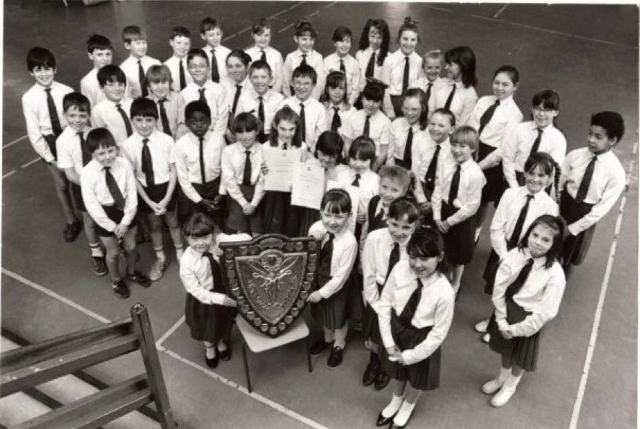 Norman Pannell Juniors ~1987