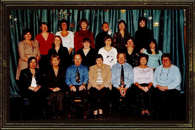 Staff Photo - December 2005