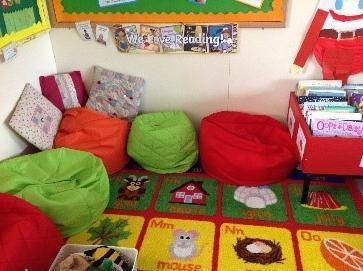 Indoor Reading Corner