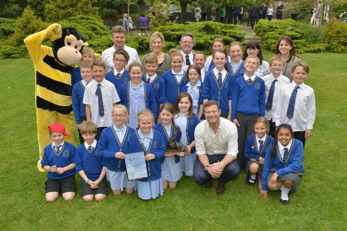 Total Green School Awards Regional Finalists