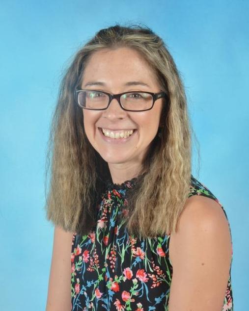 Mrs Glasspool - Hazel class TA