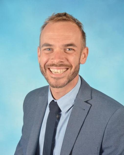 Mr Stuart - Deputy Headteacher
