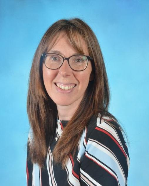 Mrs Page - Finance Officer