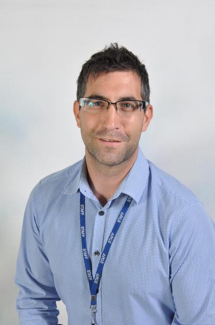 Mr Gavin - Hawthorn Class Teacher