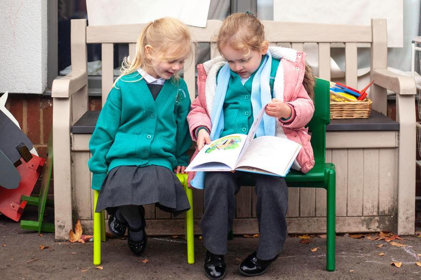 We enjoy sharing stories!