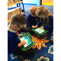We enjoy using our iPads!