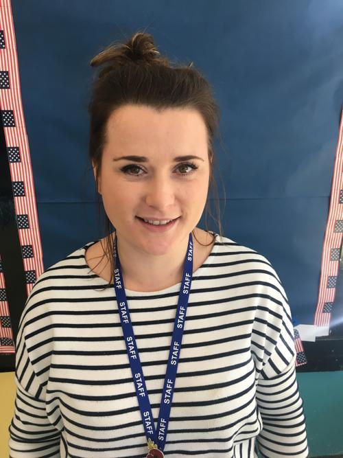 Mrs Wickham - Year 5 Teacher