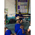 We love sharing our musical talents in school