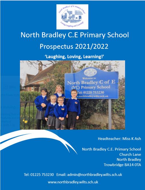 School prospectus 2021-22