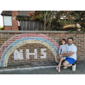 A super rainbow for the NHS