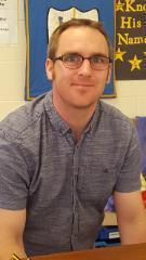 Mr C Turner - Music Teacher