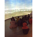 We saw how the seasons at Stonehenge.