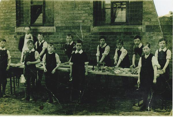 woodwork 1912