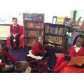 We love reading
