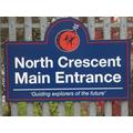 North Crescent Main Entrance