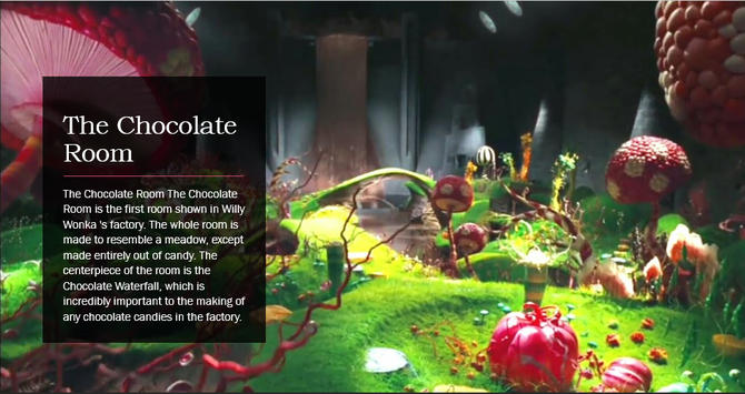 A snapshot of IC's chocolate factory PPT