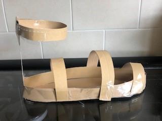 BB Anglo Saxon Shoe