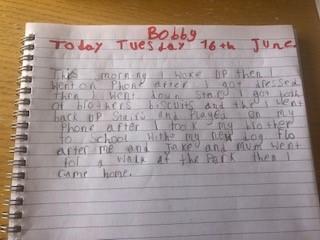 BB diary