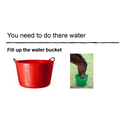 IC has created a PPT on how to care for a pony
