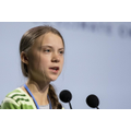 Greta Thunberg - environmental campainer