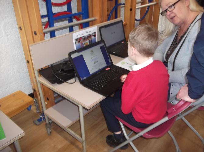 Computing - Class webpage