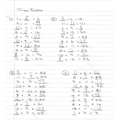 PC times-table practice